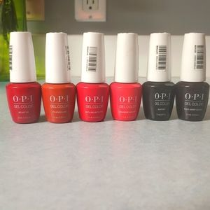 OPI Gel Polish Bundle